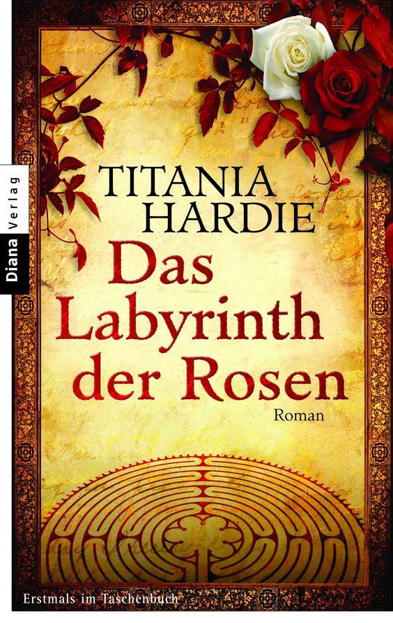 """""""Das Geheimnis der Kathedrale von Chartres"""": Eine Rezension von Carsten Hansen zum Buch """"Das Labyrinth der Rosen"""" von Tatania Hardie aus dem Diana Verlag!"""