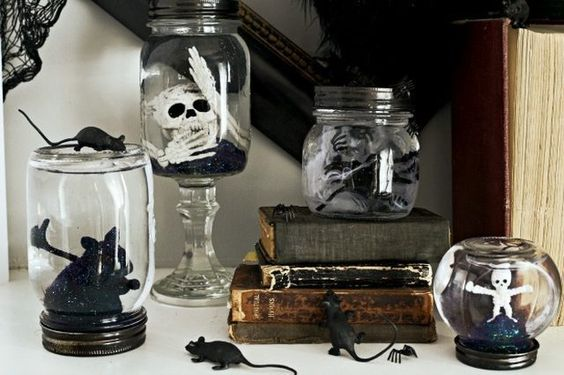 Easy Halloween Decorations for Kids to Make Halloween decorations