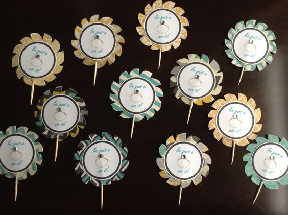 Cupcake toppers!!!