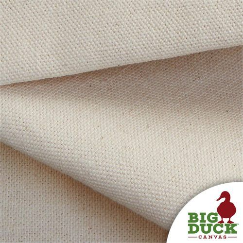 Preshrunk Cotton Canvas Duck Natural Undyed Discounted Mill Overrun Fabric Canvas Drop Cloths Fabric Stores Online Canvas Fabric