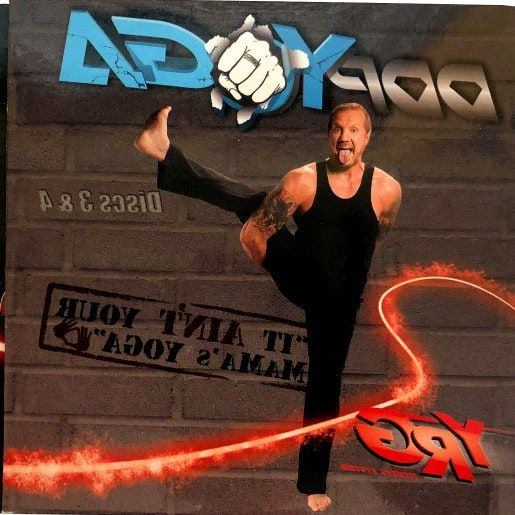 Ddp Yoga Diamond Dallas Page 1 0 Dvds Discs 3 And 4 Ddp Yoga Workout Dvds Yoga Accessories