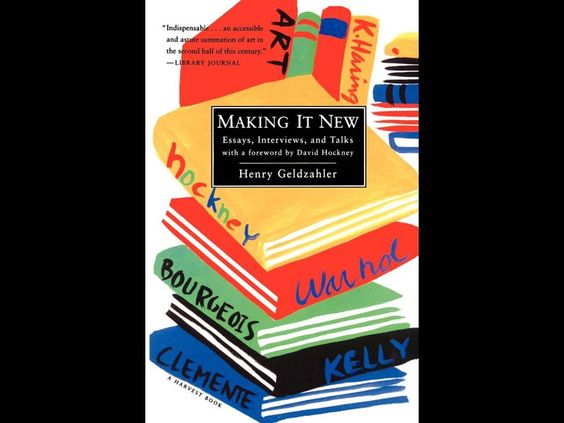 """""""Making It New""""   Favorite Books of San Francisco Authors, Editors, and Writers   San Francisco"""