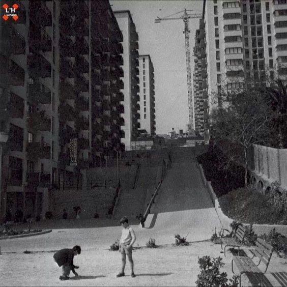 Can Serra, principios de los 70