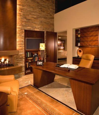 Interior Designer Scottsdale Az Interior Designers Phoenix Az Masculine Home Offices Home Office Design Office Design