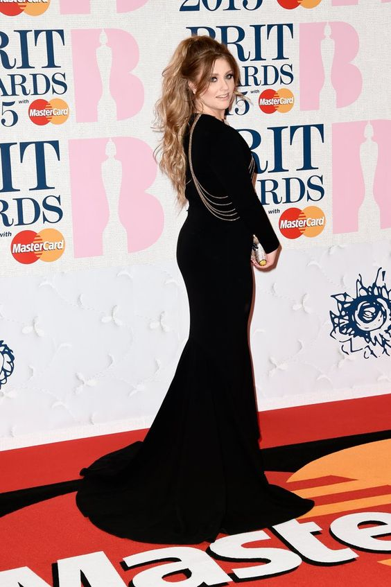 Pin for Later: Seht alle Stars bei den BRIT Awards! Ella Henderson