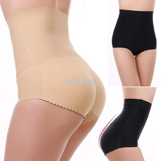 Details about Hip Up Padded Butt Enhancer Shaper Ladies Sexy ...