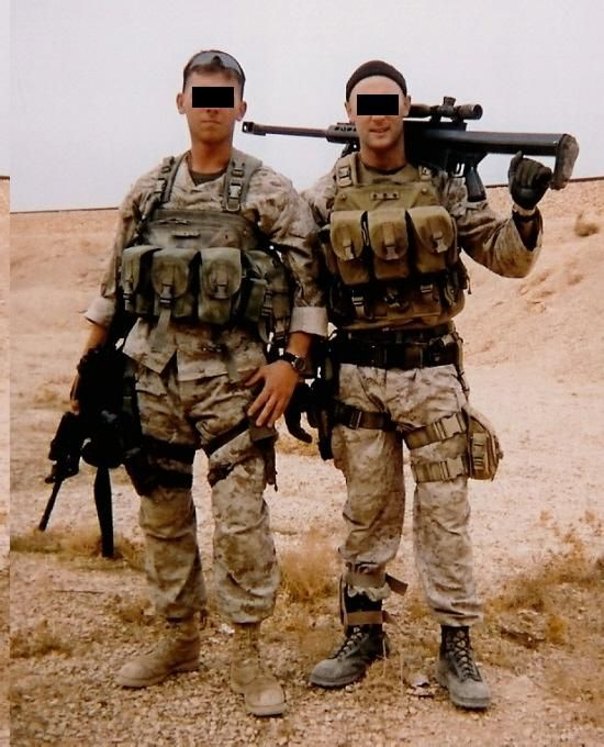 marine corp police