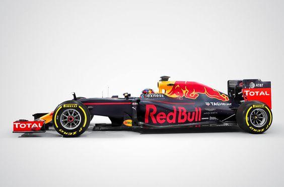 Max Verstappen @ Red Bull Racing