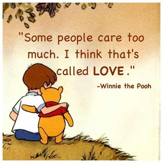 Christopher Robin & Pooh...