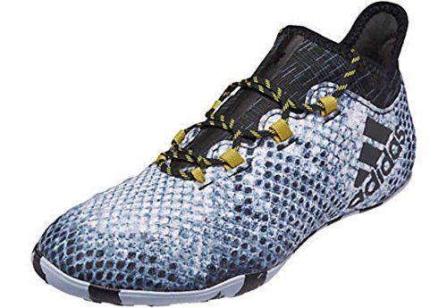 Adidas Ens X 161 Court Indoor Soccer Shoes Whiteblackgold 13 Best Value Buy On Amazon Adidasfashion Chuteiras Futebol