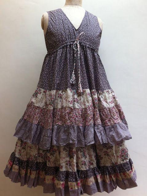 SESAME-CLOTHING...: NADIR POSITANO SS13... WENDY AND ARIELA