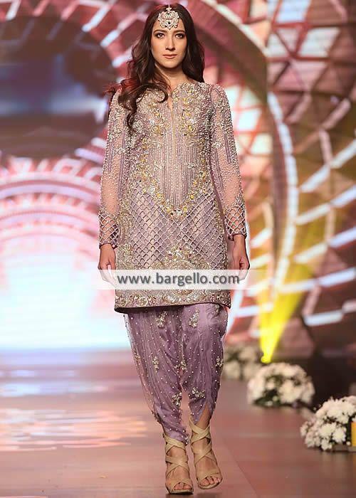Pakistani Evening Dresses Tulip Shalwar Dresses Pittsburgh ...