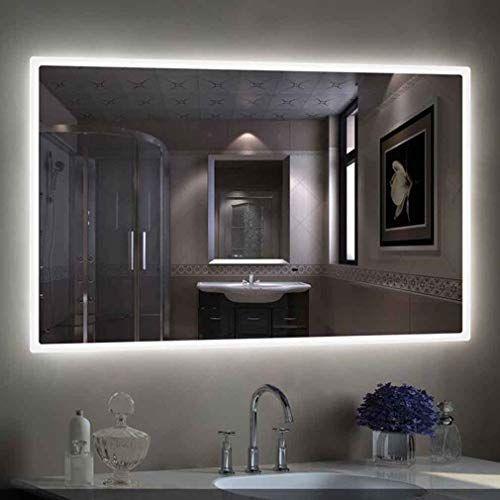 Qz Nordic Bathroom Mirror Smart Defog, Defog Bathroom Mirror