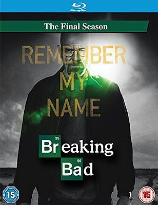 #Breaking bad: the #final #season - episodes 1-8 ~ brand new blu-ray ~ free posta,  View more on the LINK: 	http://www.zeppy.io/product/gb/2/152030526452/