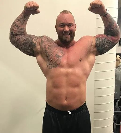 How Game Of Thrones The Mountain Went From Scrawny Basketball