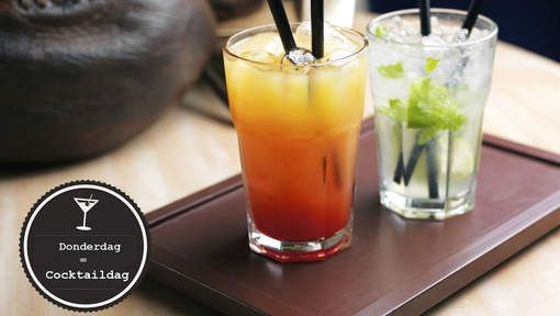 Drie extra verfrissende cocktails om het warme zomerweer te overleven - HLN.be