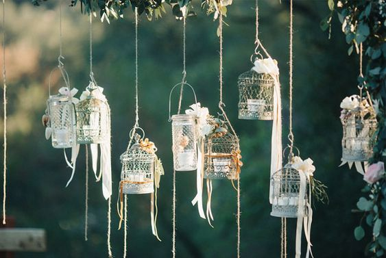 Rustic Temecula Ranch Wedding: Talia + Bryan | Hanging lanterns ...