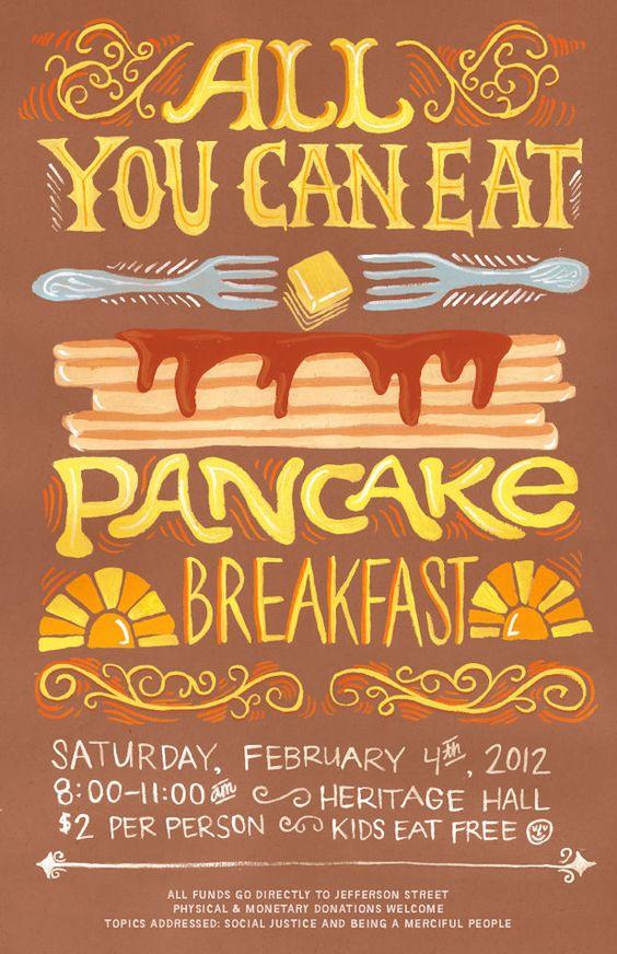 fundraisers pancake breakfast and pancakes on pinterest. Black Bedroom Furniture Sets. Home Design Ideas