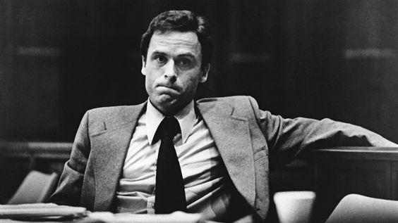 Ted Bundy................... B2c48c78658658579f6e5183464fa395