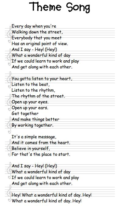 Arthur Theme Song lyrics by Arthur, 2 meanings. Arthur ...