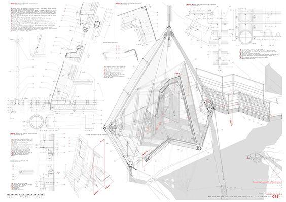 Hospedería en Fonte de Telha. 3 Premiado I Concurso PFC Arquitectura y Empresa | Arquitectura