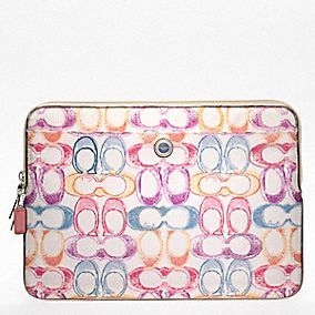 POPPY DREAM C LAPTOP SLEEVE