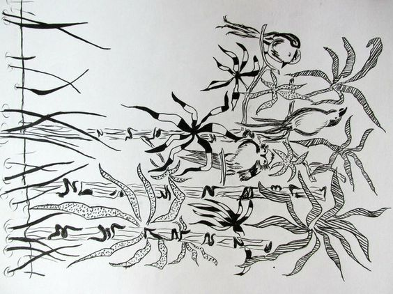 Tattoo idea for bird lovers.