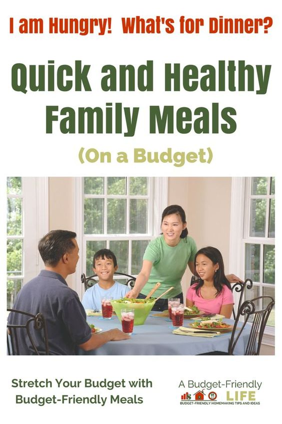 quick healthy family meals on a budget meal ideas this week 39 s i am