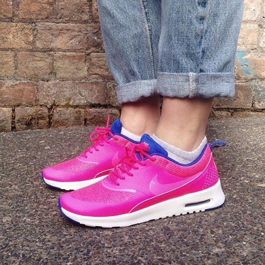 Air Max Thea Pink Outfit
