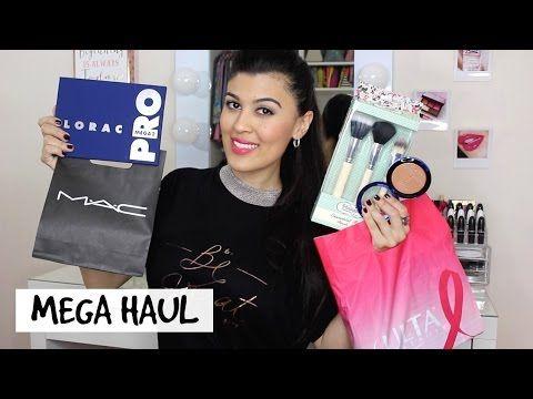Mega Haul /Compras de Maquillaje: MAC, Ulta, Sephora & MAS