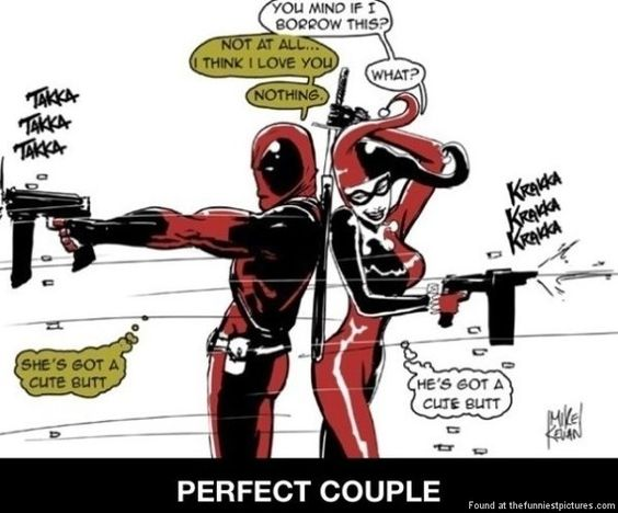 Perfect Couple | lolzmelon.com