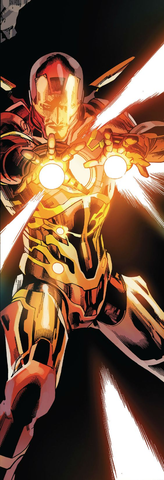 Iron Man by Leinil Francis Yu