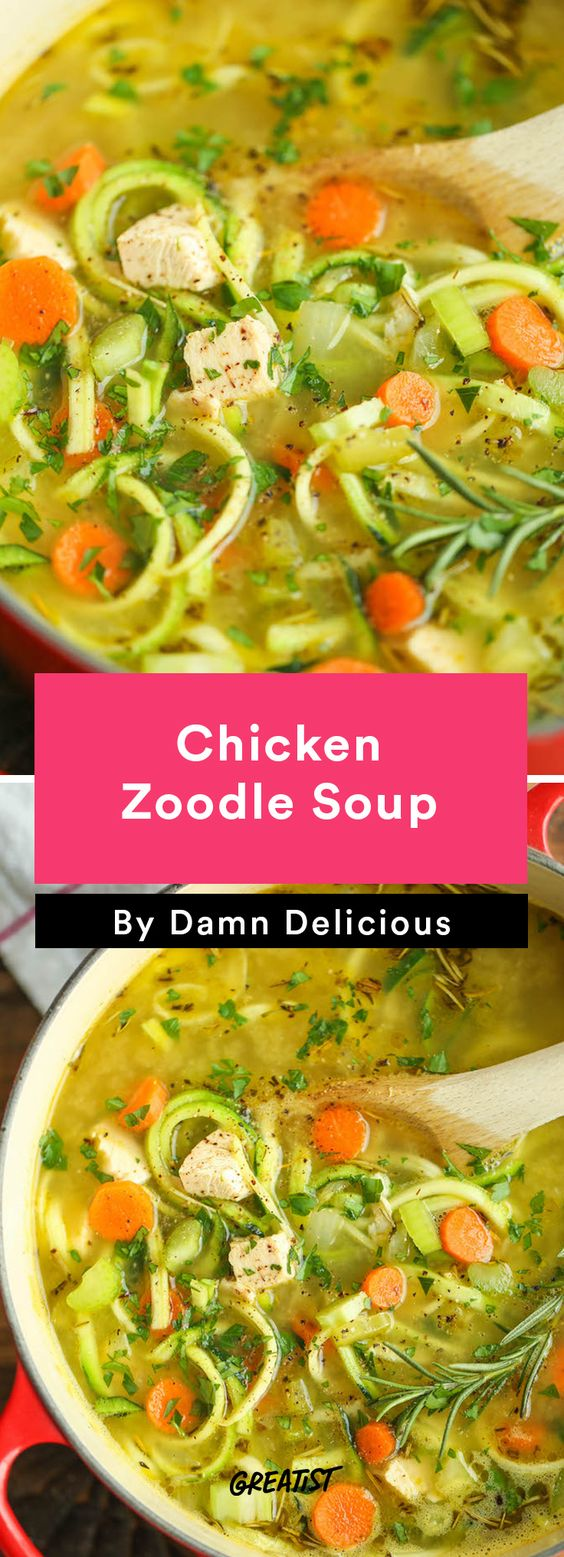 30 minute dinners you 39 ll want to make this week recipes How to make healthy soup for dinner