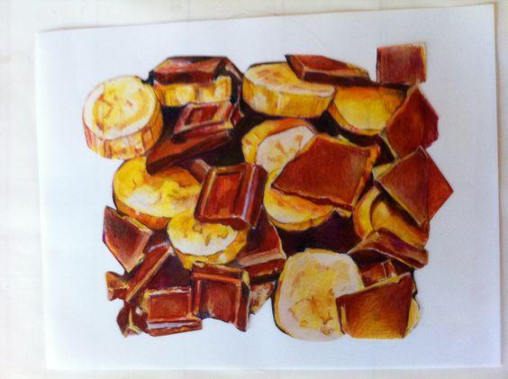 Chocolate Banana alla @Karen Cadenhead