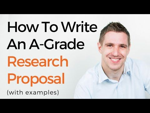 How To Write A Research Proposal For Dissertation Or Thesi With Example Youtube Writing