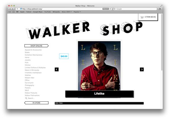 walker shop redesign by tyler stefanich
