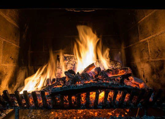How To Use A Fireplace Wood Burning Fireplace Fireplace House Fire