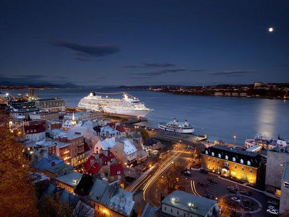 Québec, a jóia da corôa do Canadá francês