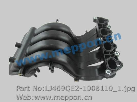 Lj469qe2 1008110 Intake Manifold Assembly In 2020 Truck Parts Assembly Trucks