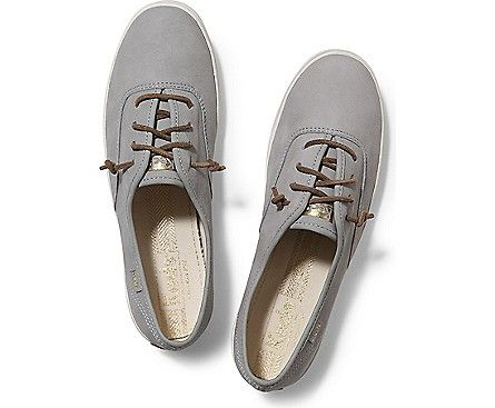 champion waxed lace keds