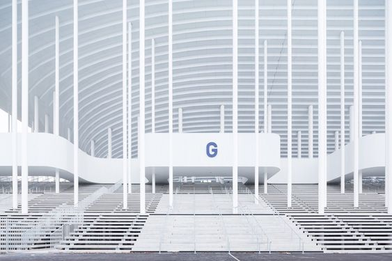 Herzog & de Meuron / Grand stade / Bordeaux / 2015