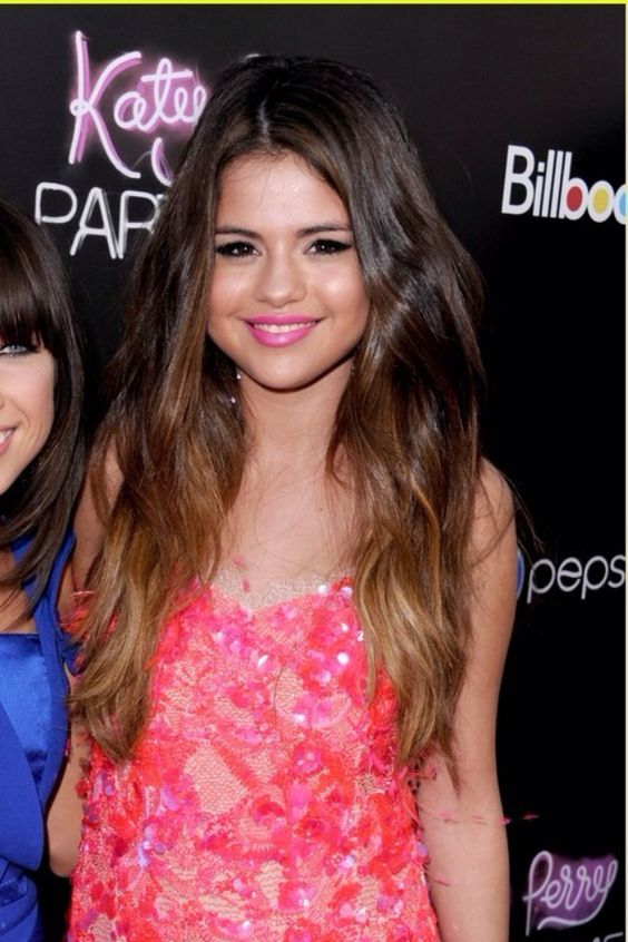 Selena Gomez - Hair- Ombre, waves | Hair | Pinterest ...