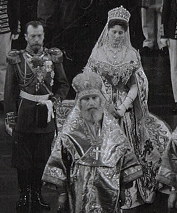 Grand opening of the Duma, in the Winter Palace 1905 #prince #queen #king #monarch #monarchy #royal #royalfamily #royals #royalty #europe…