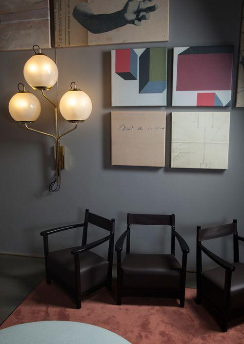 Show room Azucena allestimento di DIMORE STUDIO - #azucena #cacciadominioni #dimorestudio