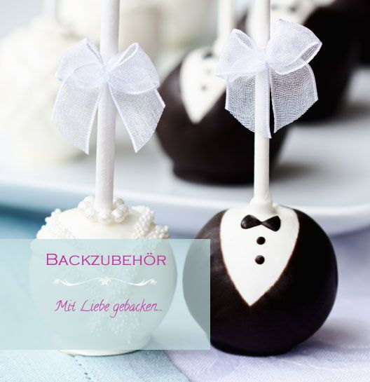 Backzubehör | Candy Bar | My Bridal Shower | torten | Pinterest ... | {Backzubehör 45}