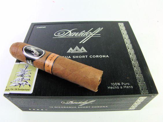 Davidoff Nicaragua Short Corona Cigars