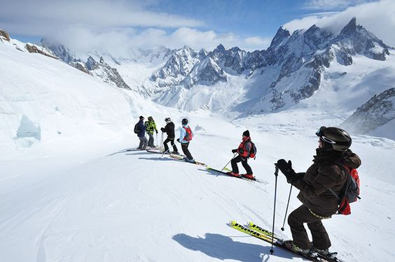 Vallée Blanche, Chamonix – an all-day backcountry adventure