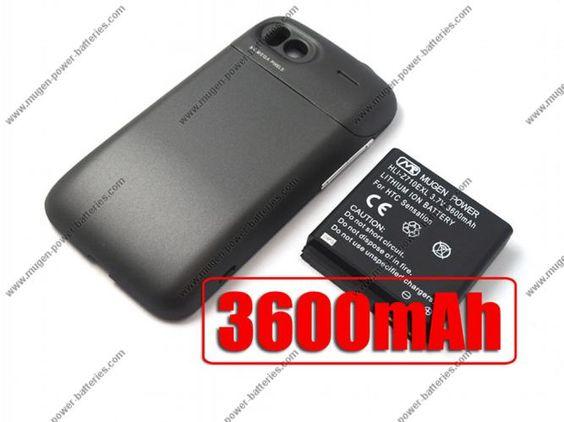 [HLI-Z710EXL] Buy Mugen Power 3600mAh Extended Battery for HTC Sensation / T-mobile Sensation / HTC Sensation XE with Battery Door $95.95  #android #htc #batteries #phones