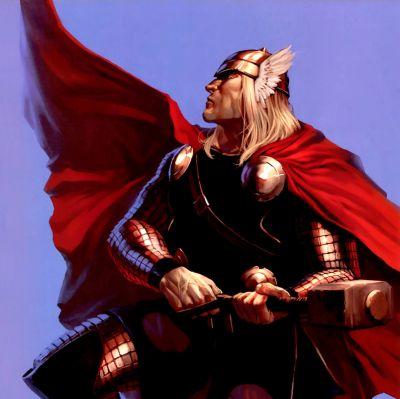 rockofeternity:  Thor || Marko Djurdjevic