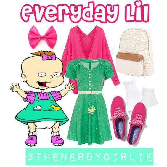 Everyday Lil @thenerdygirlie